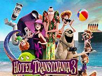 HOTEL TRANSILVANIA 3: SUMMER VACATION