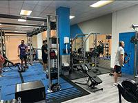 Blue Fitness Gyms