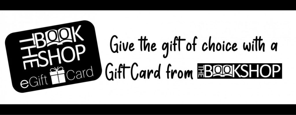 the book shop gift card